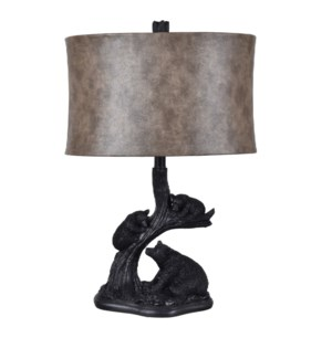 Bear Family Table Lamp