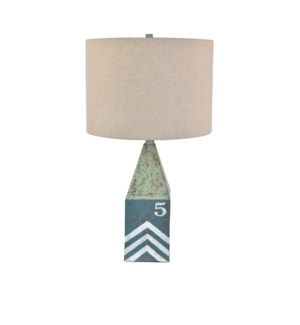 Coastal Float Table Lamp