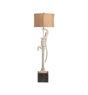 Well Pump Floor Lamp