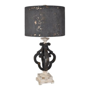 O'Malley Quatrefoil Table Lamp