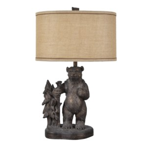Trail Hike Table Lamp