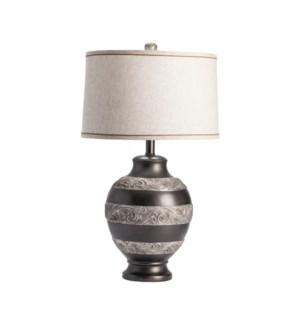 Silver Creek Table Lamp
