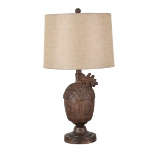Acorn Table Lamp
