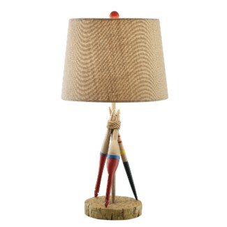Bobber Collection Table Lamp
