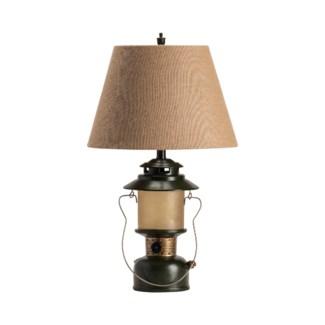 Camp Lantern Lamp with Nightlight