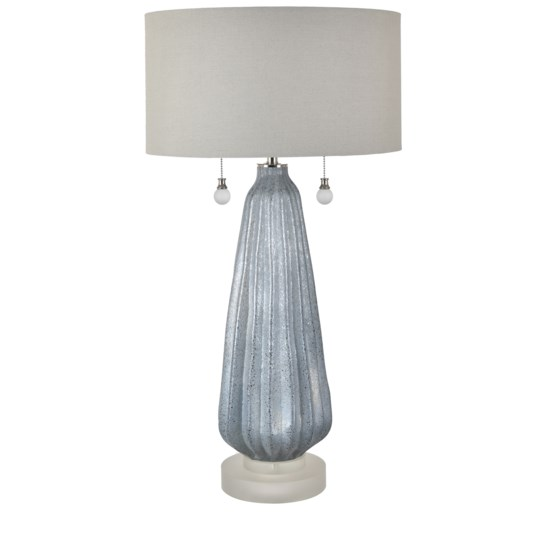 Blakely Twin Pull Chain Table Lamp, Twin Pull Chain Table Lamp