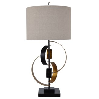 Bentley Free Form Sculpture Table Lamp