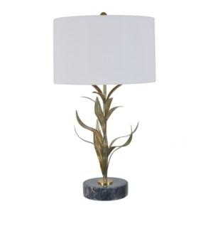 Kendrick Free Form Leaves Table Lamp