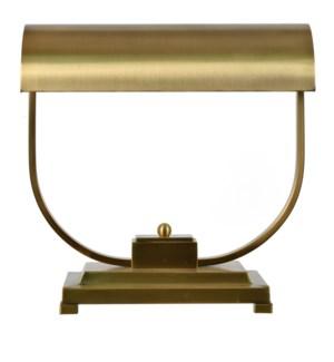 Bixby Table Top Pharmacy Lamp