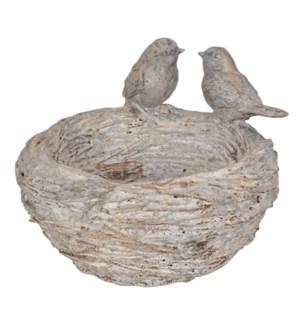 Birds Nest Statue