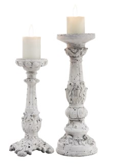 Victorian Candleholders