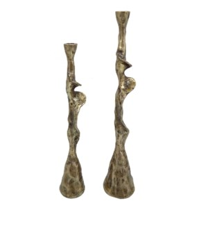 Andrews Twisted Taper Candlesticks,Set of 2