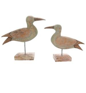 Seabird Statue
