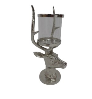 Stag Candleholder
