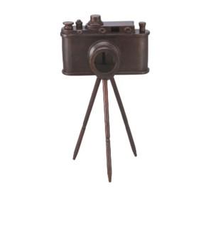 Camera Statue