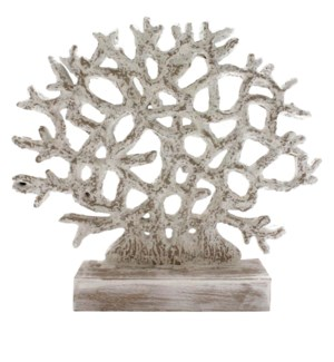 Coral Finial
