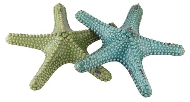 Starfish Statues