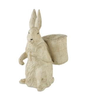 Bunny Statue