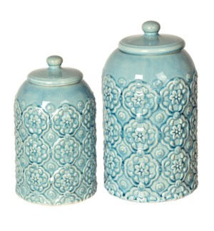 Totor Rose Canisters