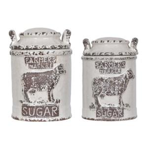 Farmers Market Jars
