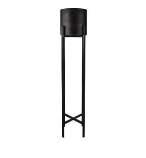 Luna Medium Standing Candle Holder