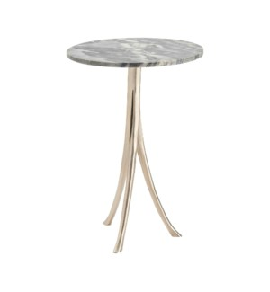Valley Forge Metal Accent Table