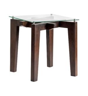 Timberlake Square End Table