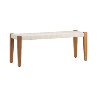 Bengal Manor Jute Yarn Bench