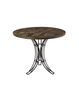 Bengal Manor Round Accent Table