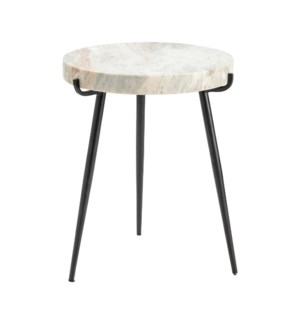 Maxwell Accent Table