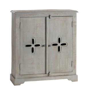 Castleberry 2 Door Cabinet