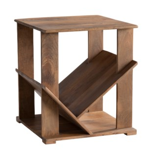 Angled Accent Table