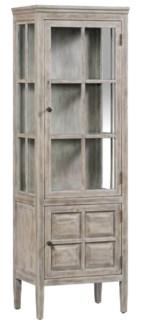 Hawthorne Estate 2 Door Glass Curio