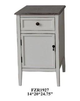Georgia Whitewash Chairside