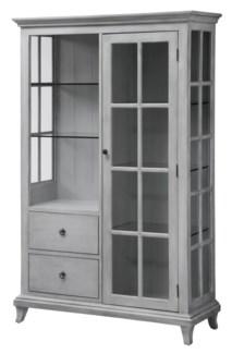 Meadowbrook Glass Shelf Curio