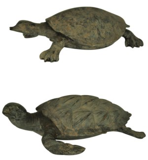 Tortoise Statue Set