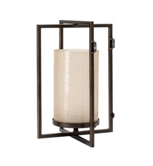 Danson Caged Hanging Candle Holder