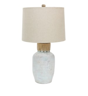 Isla Cane Wrapping Table Lamp