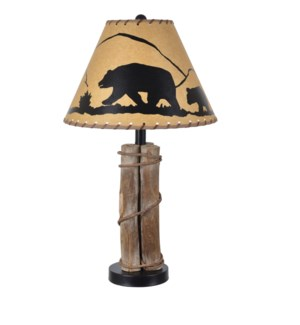 Bear Walk Table Lamp