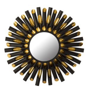 Raven Tubular mirror
