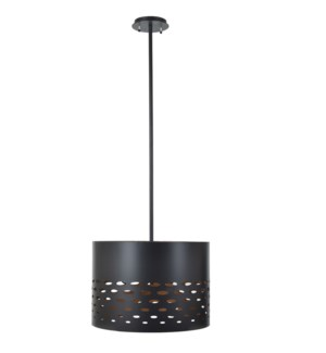Tribeca 3 light Pendant
