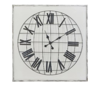Time Repose Clock
