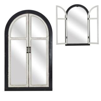 Reflecting Door