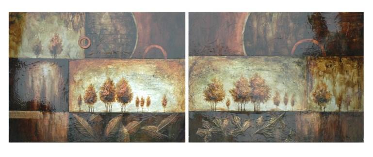 Merging Landscapes