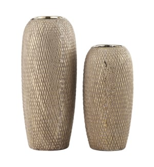 Sisley Vases,Set of 2