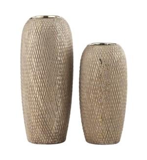 Sisley Vases,Set of 2