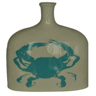 Medium Crab Vase