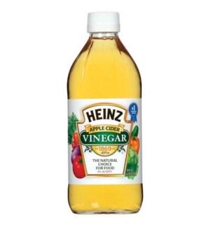 HEINZ VINEGAR CIDER 16OZ