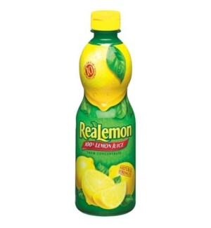 REALEMON LEMON  15OZ