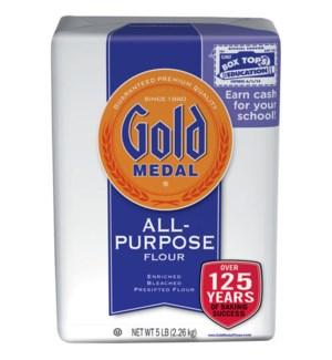 GOLD MEDAL FLOUR 5 LB